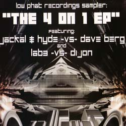 Low%20Phat%20Recordings%20Sampler%3A%20The%204%20On%201%20EP